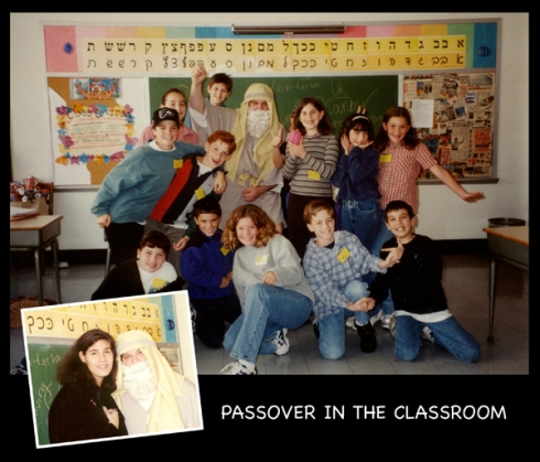 Bringing Moses into the classroom as a guest speaker is a fun Hebrew School lesson relevant all year long