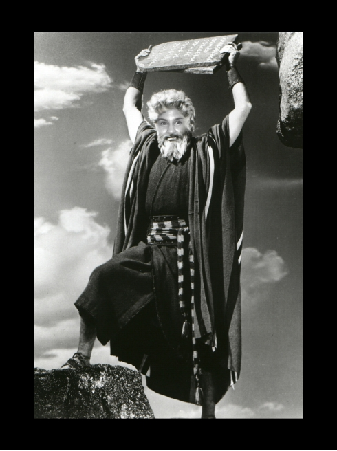 "Stacy Garnick was up for the role of Moses in the ""Ten Commandments,"" but was narrowly beat out for the part by Charlton Heston"